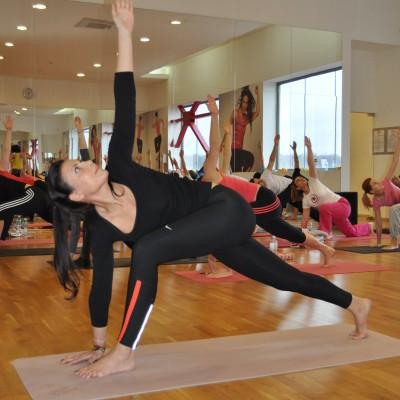 Yoga cu Dana Sota