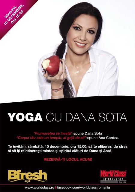 yoga la w-class