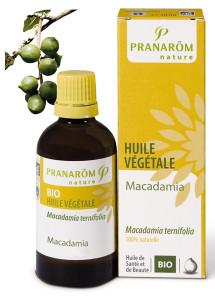 pranarom ulei macadamia