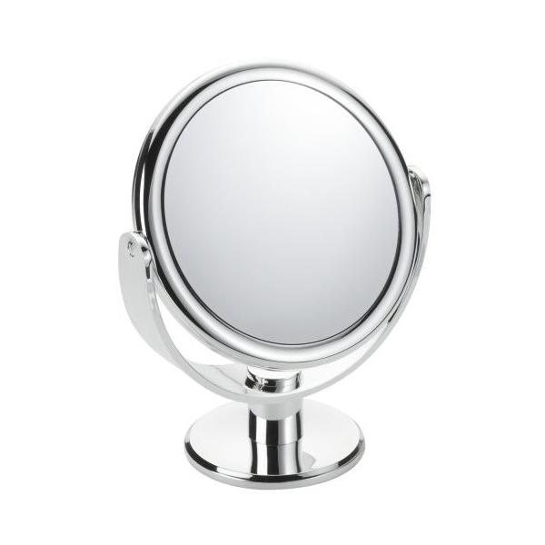 8x 3x Chrome Magnifying Mirror Sm_LRG