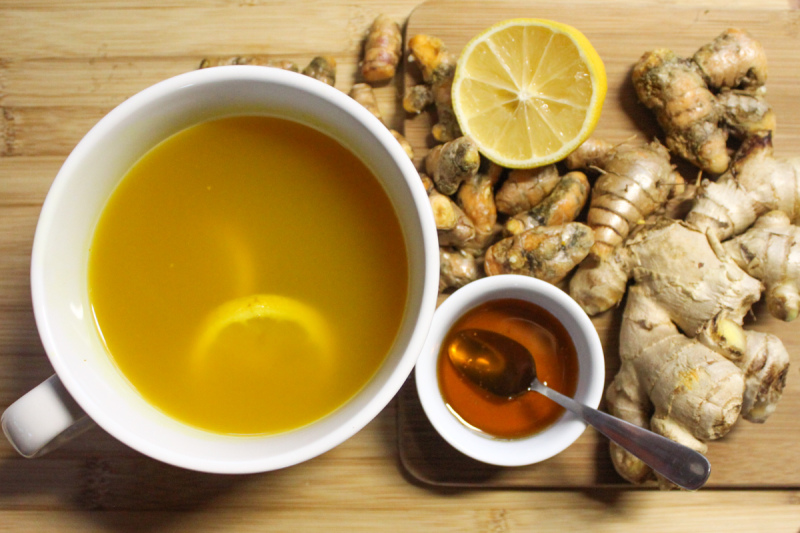 turmeric-ginger-tea