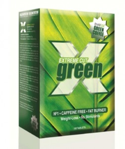Extreme cut green